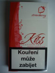 Kiss Strawberry - JSC Donskoy Tabak - 20ks