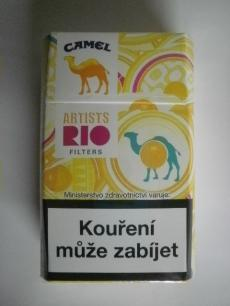 Camel Filters - JT International - 20ks