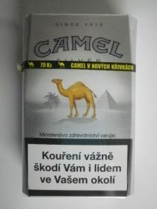 Camel Silver - JT International - 20ks