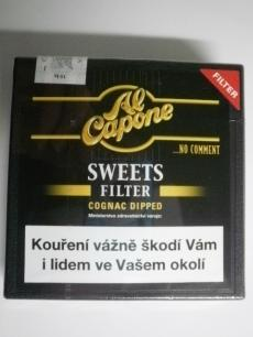 AL CAPONE SWEETS FILTER 10 cigarillos - 10 ks