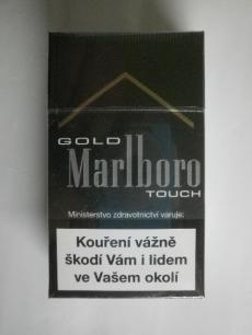 Marlboro Gold Touch - Philip Morris ČR - 20ks