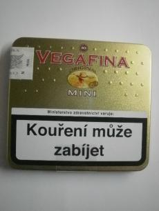 VEGAFINA ORIGINAL 10 mini - 10 ks