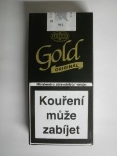 VERELLEN GOLD ORIGINAL 5 cigarillos -