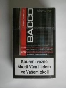 Bacco blackline - Danczek - 20ks