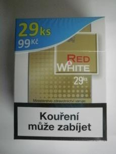 Red White Quvantum 29ks - Philip Morris ČR - 29ks