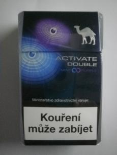 Camel Activate Double - JT International - 20ks